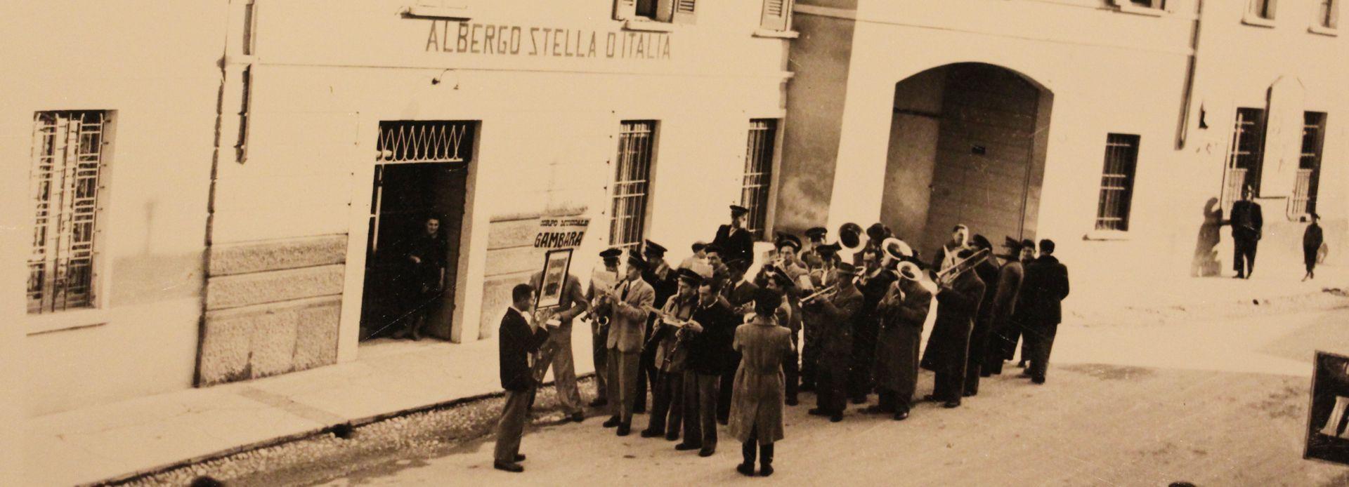 Come eravamo | Ristorante Stella d'Italia - Gambara