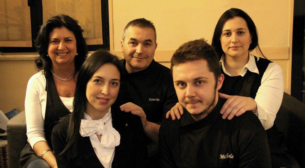 Lo Staff | Ristorante Stella d'Italia - Gambara