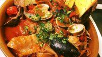 Fuori menù Zuppa di pesce