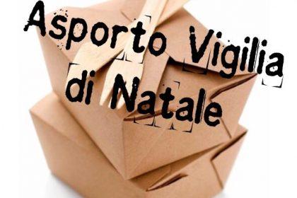 Vigilia di Natale da asporto Ristorante Stella d'Italia Gambara