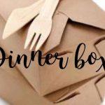 Dinner box per la cena della Neve - Ristorante Stella d'Italia